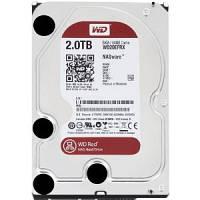 WD 3.5 SATA 3.0 2TB IntelliPower 64MB Red