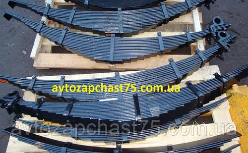 Рессора задняя Зил 130 16-листовая (Чуссовский металлургический завод, Россия)