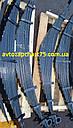 Рессора задняя Зил 130 16-листовая (Чуссовский металлургический завод, Россия), фото 4