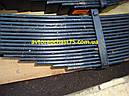 Рессора задняя Зил 130 16-листовая (Чуссовский металлургический завод, Россия), фото 5