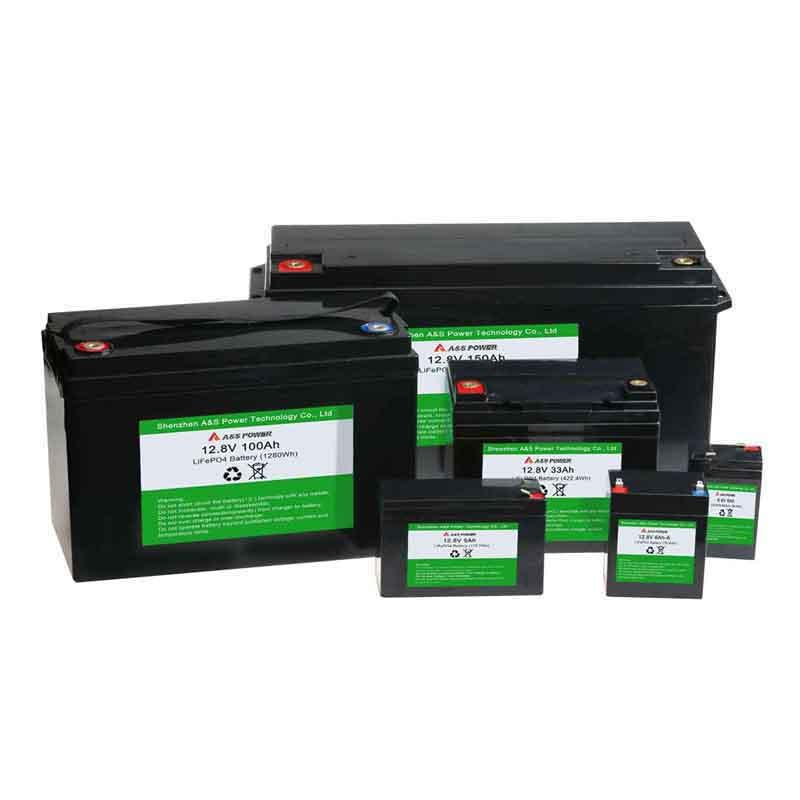 Аккумуляторная батарея 12V 10Ah (литий-ионная) Lifepo4