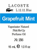 L12, 12 Bleu * LACOSTE (Grapfruit Mint) 256 - 15 мл композит в роллоне