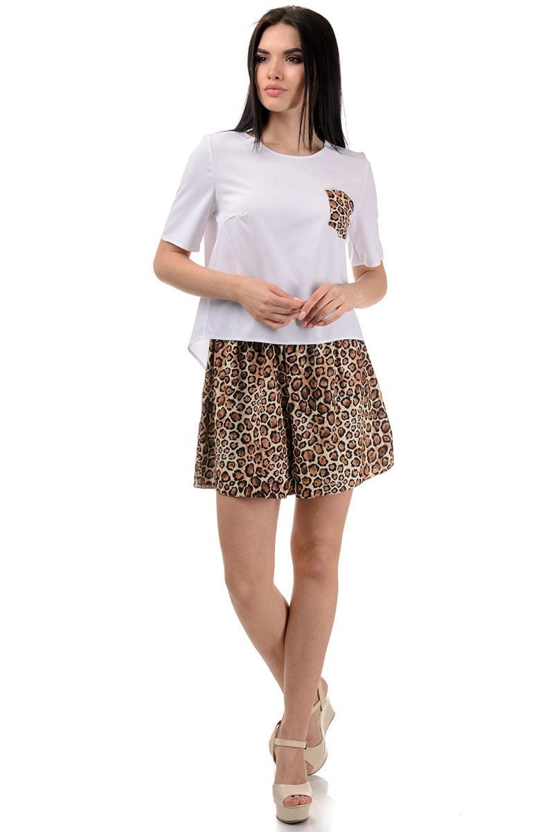 Костюм «Джейн», р-ри ХЅ-М, арт.381 леопард