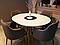 Крісло ASTOR Signal Сіре / Дуб, фото 2