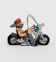 Клевая фигурка байкера лучший подарок на день рождение