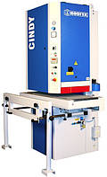 Шліфувальні вертати CINDY 300/400 в технології виробництва дерев'яних евровікон та евробрусу