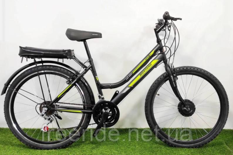 "Электровелосипед Mustang Sport 26"" li-ion (50км) 18A 36V/350W"