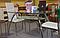 Стол обеденный CORWIN BIS Halmar 125х75, фото 10