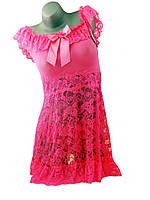 Эротический пеньюар Warssawa 9207 кружевной с трусиками, опт розница в разных цветах