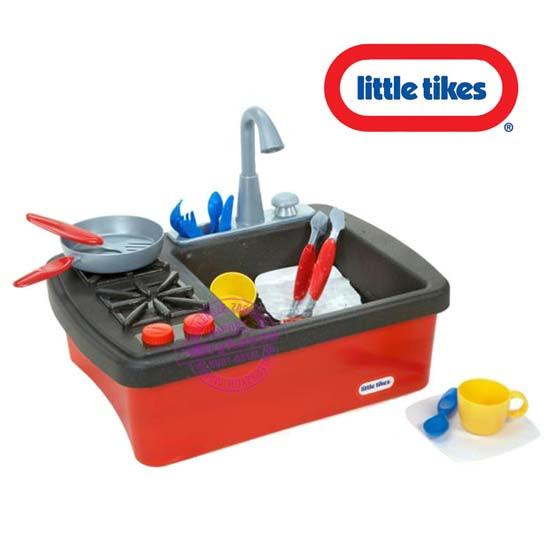 Игровая раковина с плитой Little Tikes 635557M