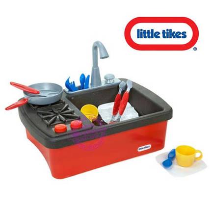 Игровая раковина с плитой Little Tikes 635557M, фото 2