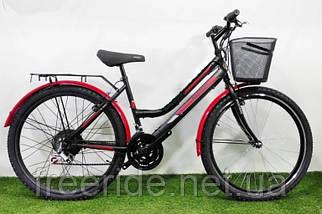 "Электровелосипед Mustang Sport 26"" li-ion (50км) 18A 36V/350W, фото 2"
