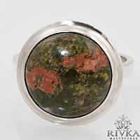 Кольцо Унакит