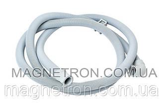 Сливной шланг для стиральной машины Zanussi 1469736134 2,4 м d=21/19mm