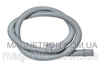 Сливной шланг для стиральных машин Indesit C00027466 1,86 м d=28mm