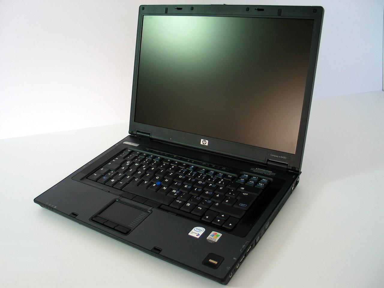 НоутбукHP Compaq NC 8430