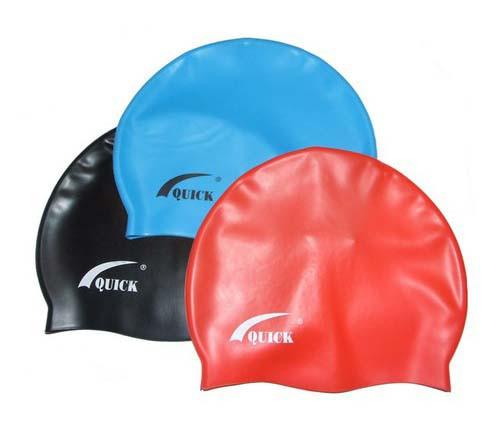 Шапочки для плавания, для взрослых