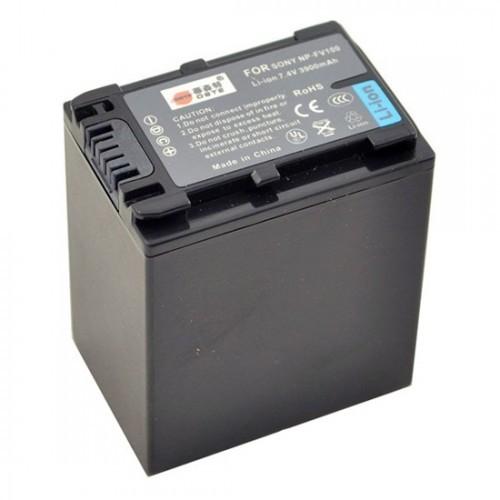 Аккумулятор DSTE NP-FV100 для камер Sony DCR-DVD103, DCR-DVD105, DCR-DVD105E
