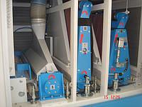Калібрувально-шліфувальні верстати в технологічному процесі виготовлення шита.