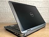 Ігровий  Ноутбук  Dell 6430 + Core i7 - 8 ядер + NVIDIA + 16 RAM + SSD + Гарантія, фото 3