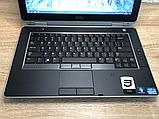 Ігровий  Ноутбук  Dell 6430 + Core i7 - 8 ядер + NVIDIA + 16 RAM + SSD + Гарантія, фото 4