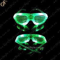 """Светящиеся очки - """"Led Glasses"""""""
