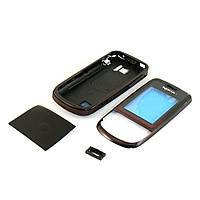 Корпус для Nokia 3600 slide, High Copy, Бордовый /панель/крышка/накладка /нокиа