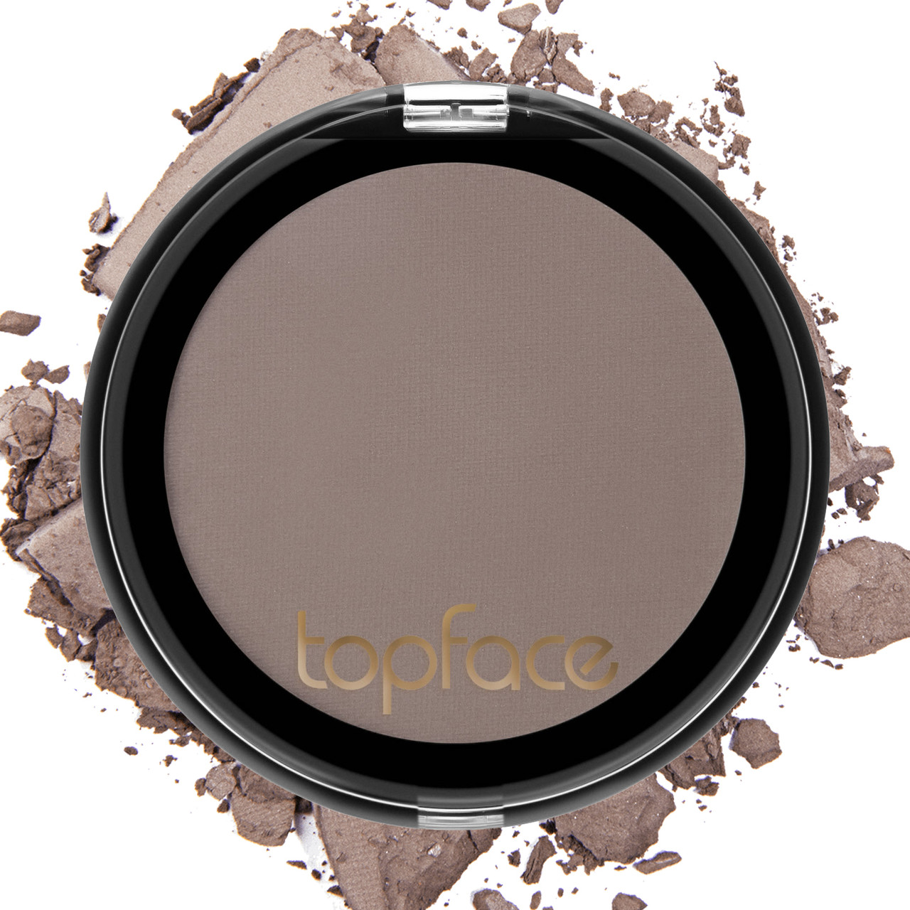 Тени для век Miracle Touch Matte Topface PT510 - №107