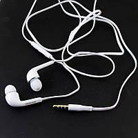 Гарнитура Samsung 3.5mm Stereo Headset GH59-1309, вакуумная, НАУШНИКИ С МИКРОФОНОМ, Original /наушники/hands free/наушники с микрофоном /самсунг