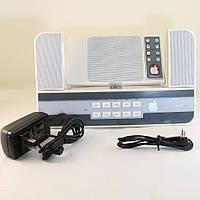 Док-станция для Apple iPad, iPhone i30 Speaker, Белый /подставка/ колонка/ зарядка /айпад