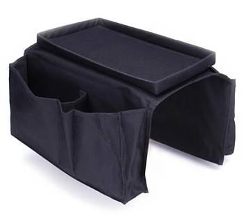 Органайзер на підлокітник Чорний (55*31*18cm) RS-1515