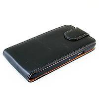Чехол-книжка для Samsung Galaxy S4 Active, i9295, Chic Case, GT-i9295, Черный /flip case/флип кейс /самсунг галакси