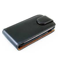 Чехол-книжка для Samsung Galaxy ACE Duos, S6802, Chic Case, GT-S6802, Черный /flip case/флип кейс /самсунг галакси