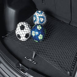 Сетка в багажник напольная 110 х60 одинарная (фиксация багажа) (в кульке)   2679