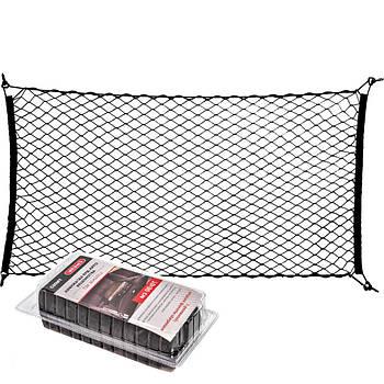 Сітка в багажник підлогова 115 х60 одинарна (фіксація багажу) (блістер) TN069