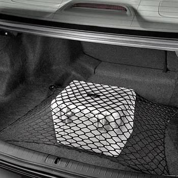 Сітка в багажник підлогова 80х60см одинарна (фіксація багажу) Elegant 100674