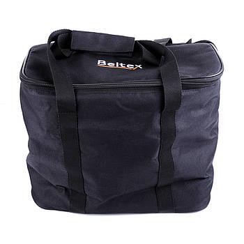 """Сумка в багажник 340х170х300мм черная ткань PVC""""Beltex"""" (L)"""