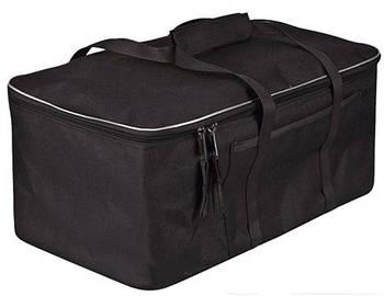 "Сумка в багажник 480х300х200мм черная ткань PVC""Штурмовик"" АС-1538"
