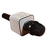 Беспроводной bluetooth микрофон для караоке MICGEEK Q9 блютуз микрофон караоке Черный (3473), фото 2