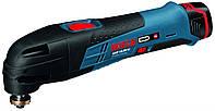 Многофункциональный аккумуляторный инструмент Bosch GOP 10,8 V-LI