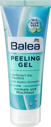 Пілінг-гель Balea Peeling Gel 75мл