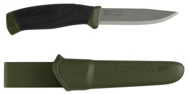 Нож MORA Companion MG углеродистая сталь - Интернет-магазин спортивных товаров Пан Спортсмен. Спорт, туризм, рыбалка в Днепре