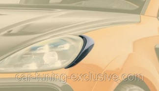 MANSORY headlight cover for Porsche Cayenne Coupe