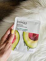 Тканинна маска для обличчя авокадо Bioaqua Mask