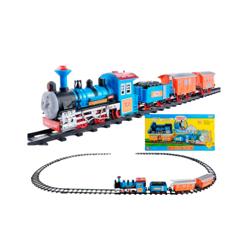 """Детская железная дорога """"Томас""""  406"""