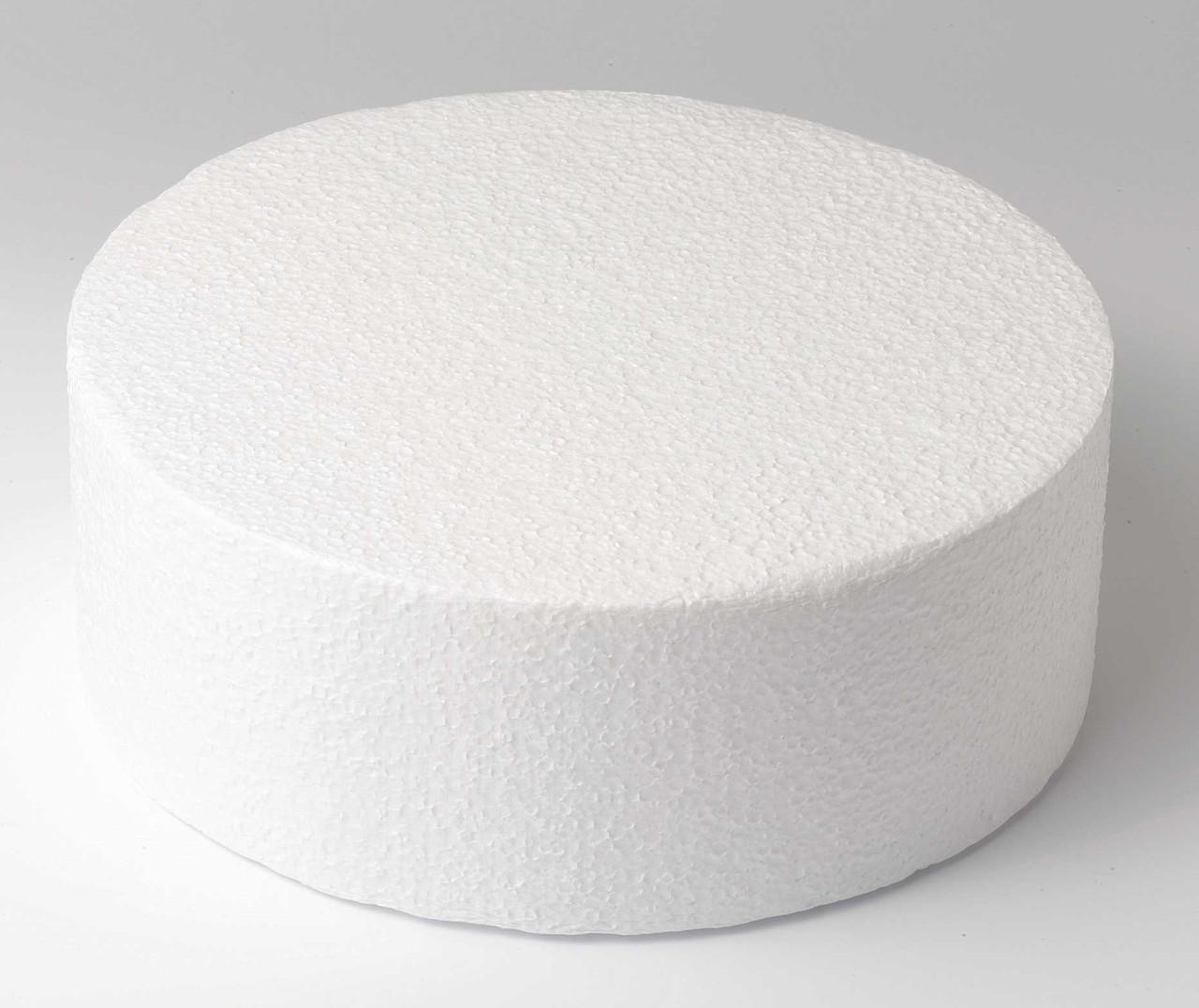 Пенопластовый муляж, диаметром 28 см