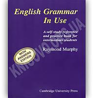English Grammar In Use Грамматика английского языка для студентов Синий Авт: Мёрфи Р. Изд-во: Cambridge university press