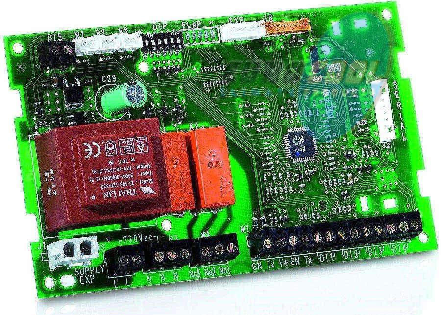 (HYVC000V01) CAREL Опціональна плата управління клапанами e-dronic, з 2-ма виходами