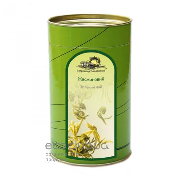 Чай Жасминовый Зеленый Сокровища Поднебесной 75 г