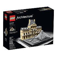 Конструктор LEGO Architecture 21024 Здание Лувр